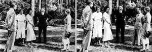 Йозеф Геббельс був прибраний із фото по приказу Гітлера у 1937 .