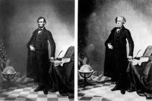 Відоме фото Лінкольна насправді - фотоманіпуляція